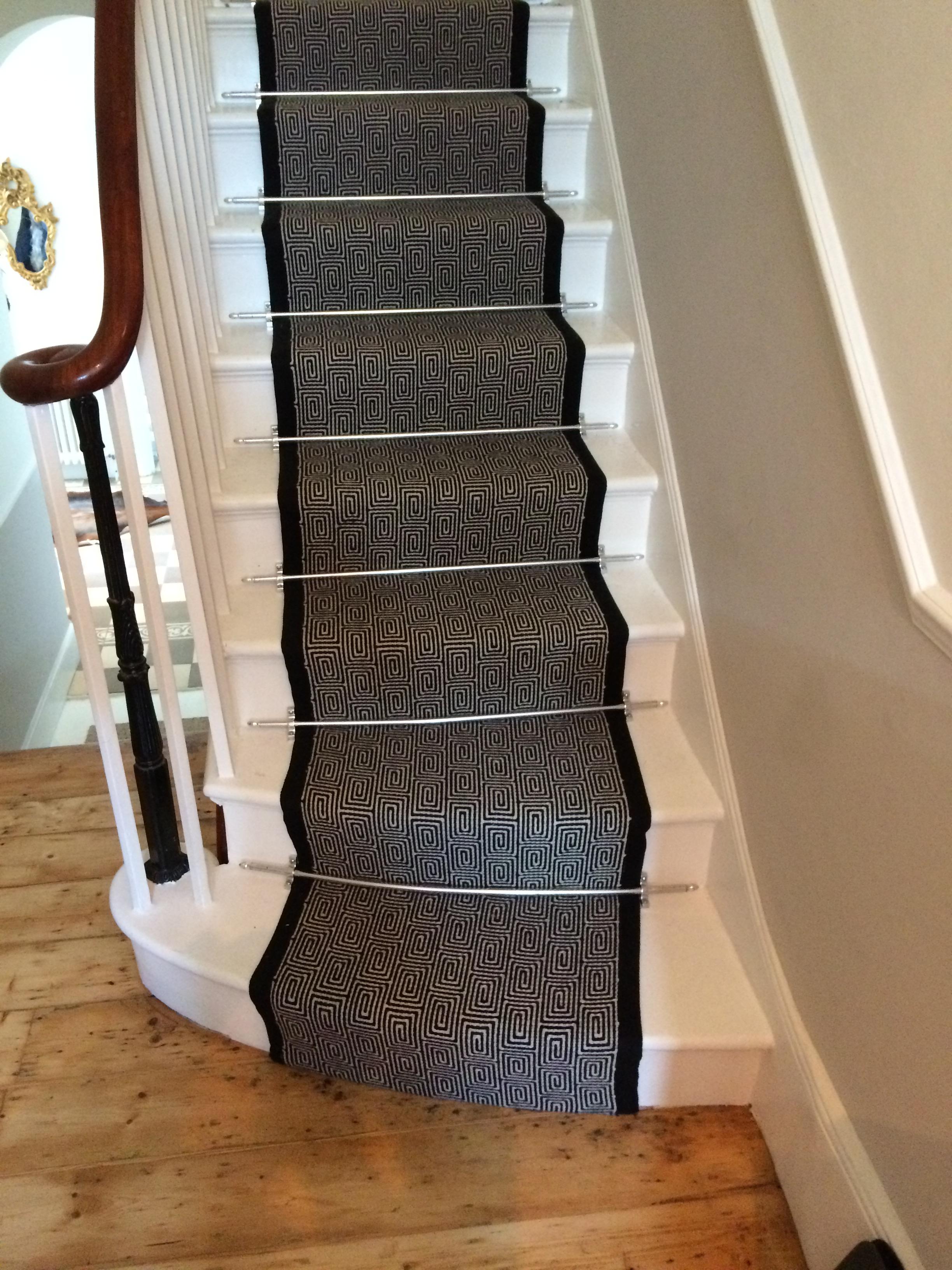kensington stair runners london